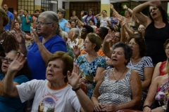 Encerramento da novena de São Sebastião 2018