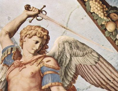 web3-archangel-michael-painting-public-domain