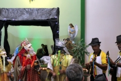 Folia de Reis e Abertura da Festa