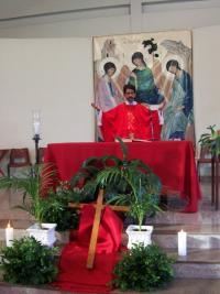 Adoração da Cruz abr/2011