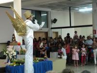 Missa Nossa Senhora Aparecida out/2011