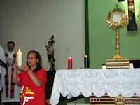 Hora Santa Missionária out/2011