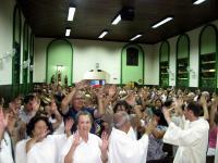 Missa de 26 anos da CMV dez/2011