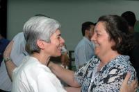 Missa com os fundadores da CMV fev/2011