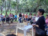 Catequistas na Mãe Rainha - 2011