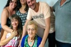 Homenagem idosos e avós