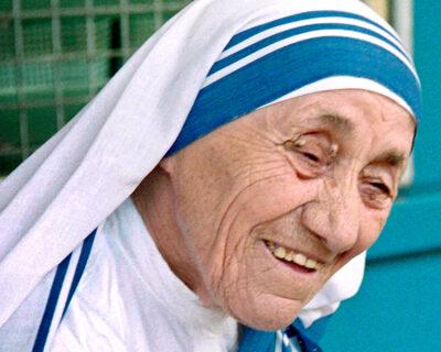 WEB3-MOTHER-TERESA-SMILE-AFP-000_F67YW